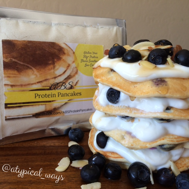 *NEW PRODUCT SPOTLIGHT – ABS Protein Pancakes*