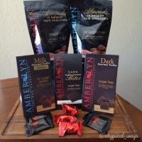 *NEW PRODUCT SPOTLIGHT – Amber Lyn Sugar Free Belgian Chocolate*