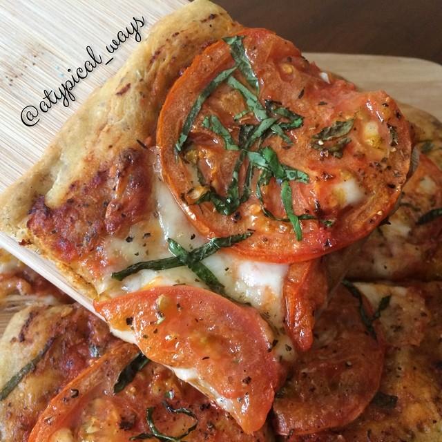 Quick & Simple Margherita Pizza
