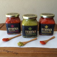 *NEW PRODUCT SPOTLIGHT – Mina Harissa*