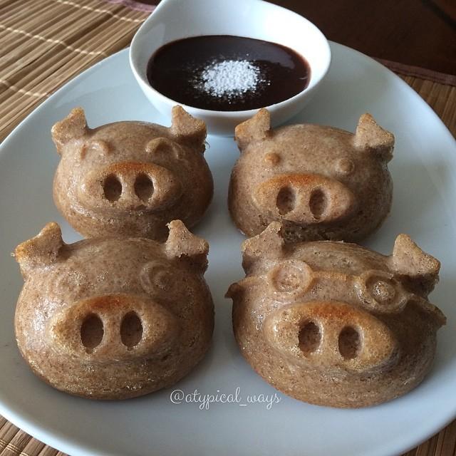 Cinnamon & Vanilla Protein Muffins