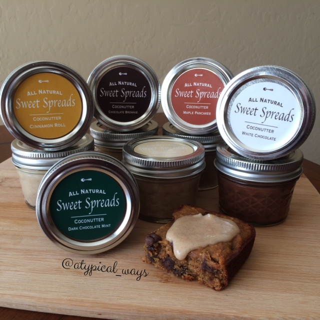 *NEW PRODUCT SPOTLIGHT - Sweet Spreads*