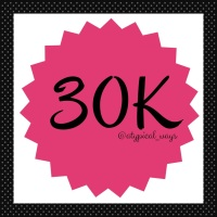 30K Instagram followers!