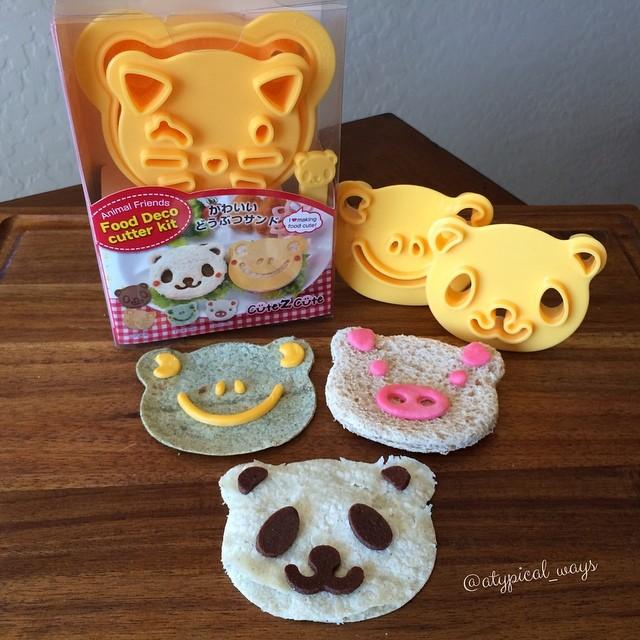 *NEW PRODUCT SPOTLIGHT – CuteZCute American Fun Bento Lunch Boxes & Fun Food Gadgets*
